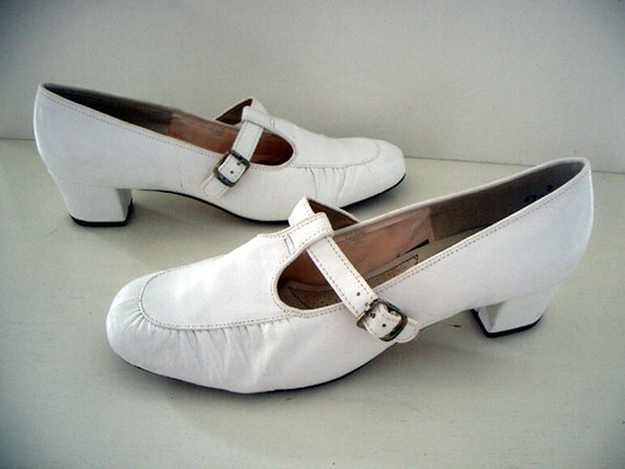 Vintage 1960 S Nurse Betty Shoes Size 7 Reserved For