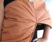 IKA-MONO Spiced Pumpkin Wrap/ Shawl Scarf