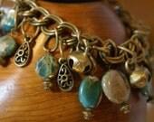 Serpentine Sea Bracelet