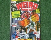 Buy Weird Wonder Tales Number 1 First Issue 1973