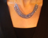 Pretty Periwinkle Necklace
