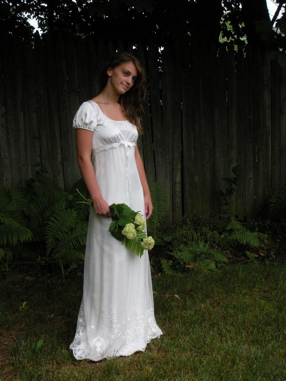 Vintage Style Prom Dresses Like Pride And Prejudice Prom