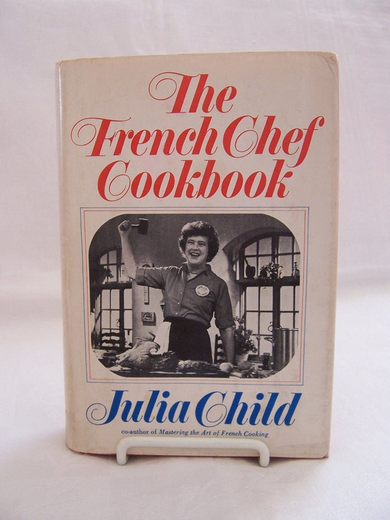 Vintage 1968 The French Chef Cookbook - Julia Child