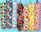 Fabric Plastic Bag Holder -YOU PICK