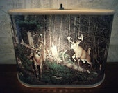 Helmscene Deer Lamp