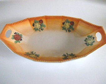 Vintage Lusterware  Dish