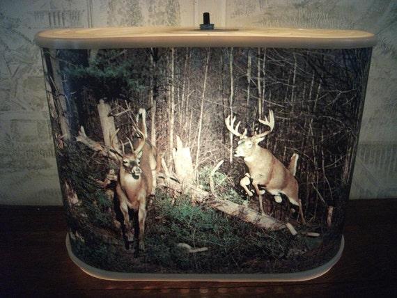 Helmscene Deer Lamp