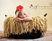 Newborn Baby Photography Prop Fringe Nest