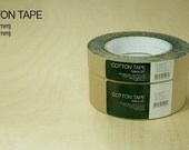Simple Fabric Tape in Black or White