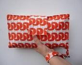Diaper Nappy Pouch Clutch Wallet 3 sizes PDF Tutorial
