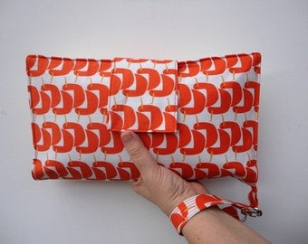 Diaper Nappy Pouch Clutch Wallet 3 sizes PDF Tutorial