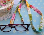 Quilted Eyeglasses Neck Strap