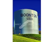 Boonton USA Water Tower
