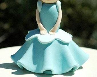 Princess Cupcake PDF Tutorial (Cinderella)