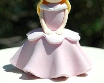 Princess Cupcake PDF Tutorial (Sleeping Beauty)