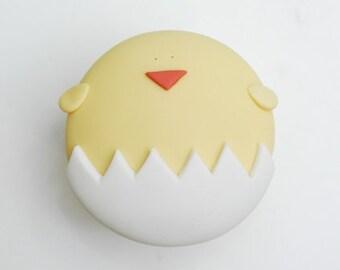 Easter Chickie Cupcake Tutorial