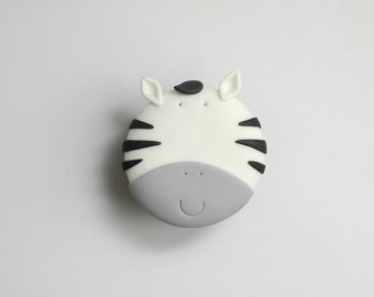 Zebra Cupcake Tutorial