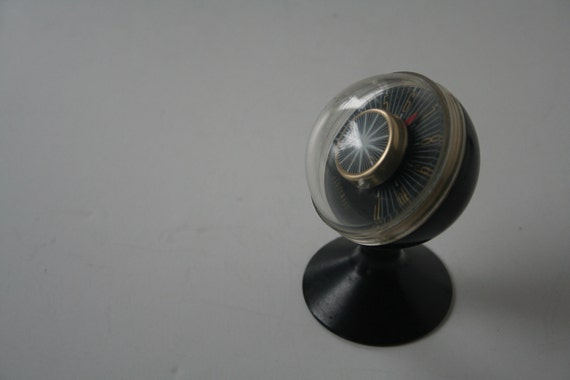 vintage Honeywell desktop thermometer