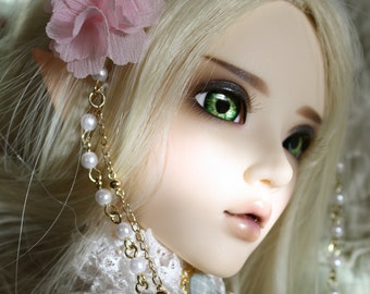BJD eyes Doll eyes Hand made available in 12/14/16/18/20/22/24mm Gable Green made to order
