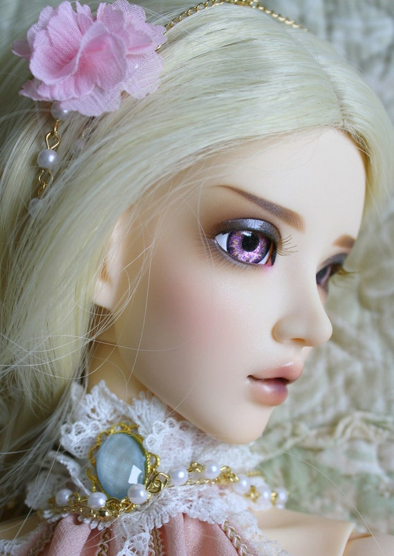 BJD eyes available in 12/14/16/18/20/22/24mm Hyacinth Heaven made to order