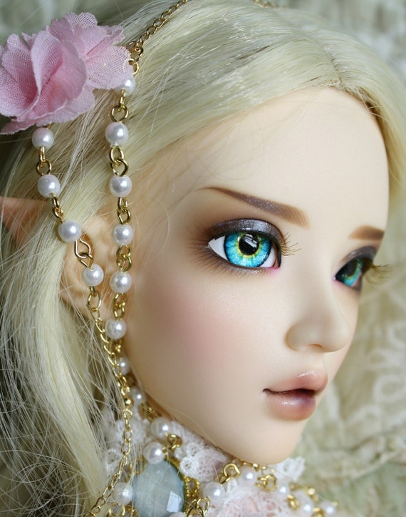 BJD eyes available in 12/14/16/18/20/22/24mm Mermaids Song made to order