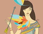 Arrow Girl