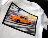 Taxi Cab Onesie