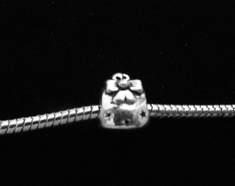 BUTTERFLY KNOT GIFT Pandora Style Charm