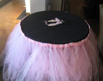 Tutu Table Skirt Great for Parties