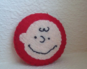 Charlie Brown Ornament