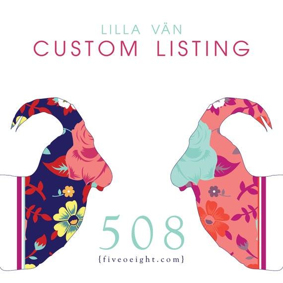 Custom Listing for erin -- Lilla Vän