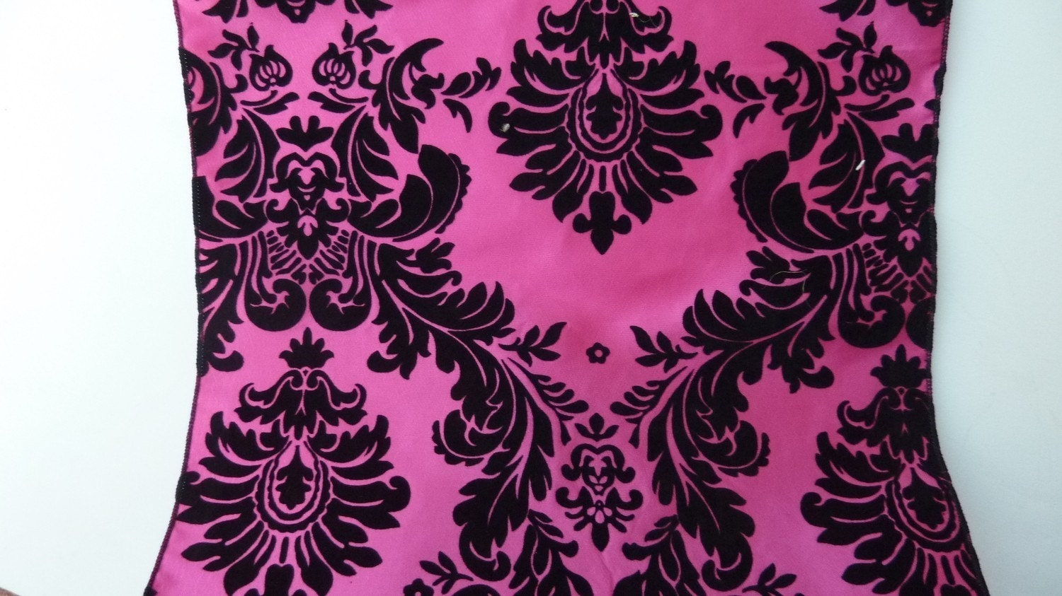 Simple Pink Damask Patterns   www.imgkid.com - The Image ...