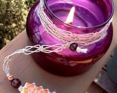 Hemp Lanyard, Lighter Leash, Handmade, Custom Beads and Colors, Indie Hemp Works, Candle, Pipe, Bong, Marijuana, Cannabis, Pot, Pot Head