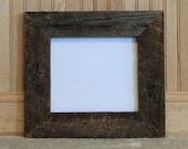 Barn Wood 8 x 10 Picture Frame Free Shipping