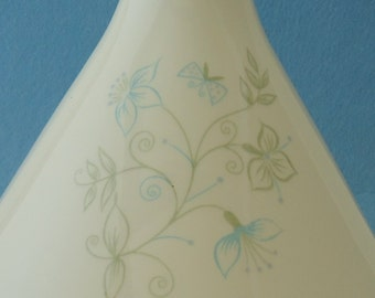Vintage 1950s Summer Time Carafe, Taylor Smith and Taylor