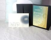 Custom Printable Wedding Invitation Set