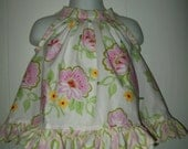Baby Girl Boutique Ruffle Pinafore With Bloomers in Size 6 Months SAMPLE SALE