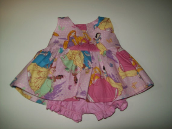 """Baby Alive and Waldorf Doll Clothes Disney Princess Dress Sizes 10"""" 12"""" or 15"""""""