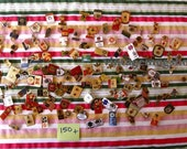 Vintage OLYMPIC PINS mostly 1984 Trade or Retail sale LOT of 150 Promo Sponsors