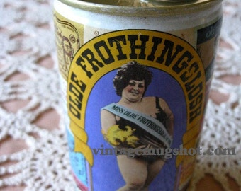 Sealed Unused Beer  Collectible Olde Frothingslloxh Beer Promo Can