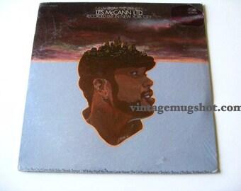 Sealed Les McCann  COOL Jazz Stero Lp Vinyl Record  Live New York