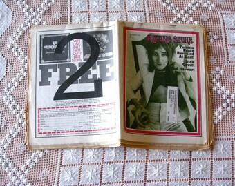 Original Rolling Stone Magazine Issue 79 Rod Stewart Toronto Peace Festival 1970