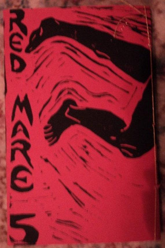 Red Mare 5 Simon Perchik