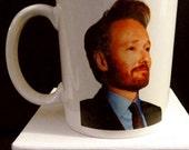 Conan OBrien Coffee Mug