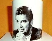 Kirk Cetacean Biologist Coffee Mug Star Trek IV