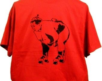 Sumo Rollerskate shirt