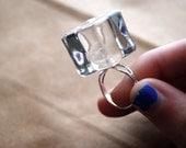 ice cube ring