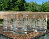 Tumblers - Etched Sailing Ship