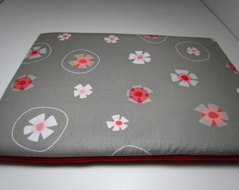 "Laptop Case or MacBook Case fits 13"" Macbook Pro - Garden Party by Jane Dixon"
