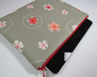 IPAD CASE iPad Case Ipad Bag iPad Cover iPad Sleeve Ipad 1 Ipad 2 zippered padded- last one